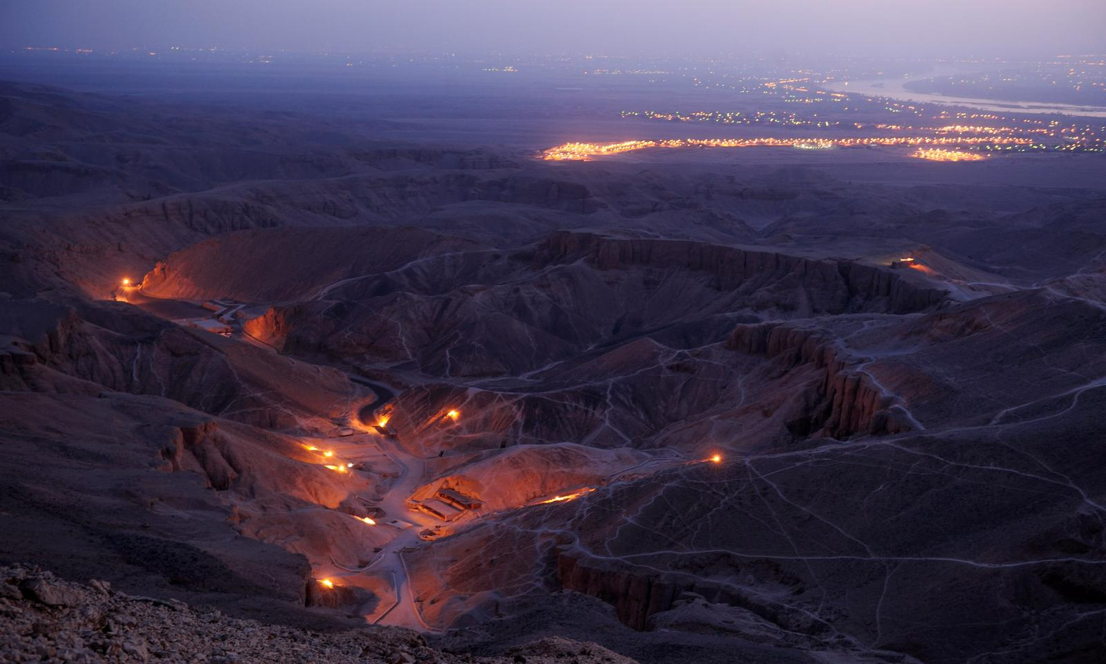 The Valley of the Kings. Photo: Kenneth Garrett