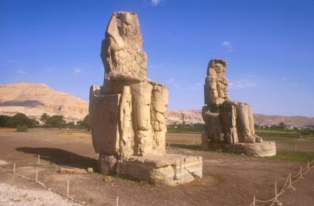 Colossi of Memnon.