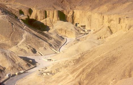 The Valley of the Kings.